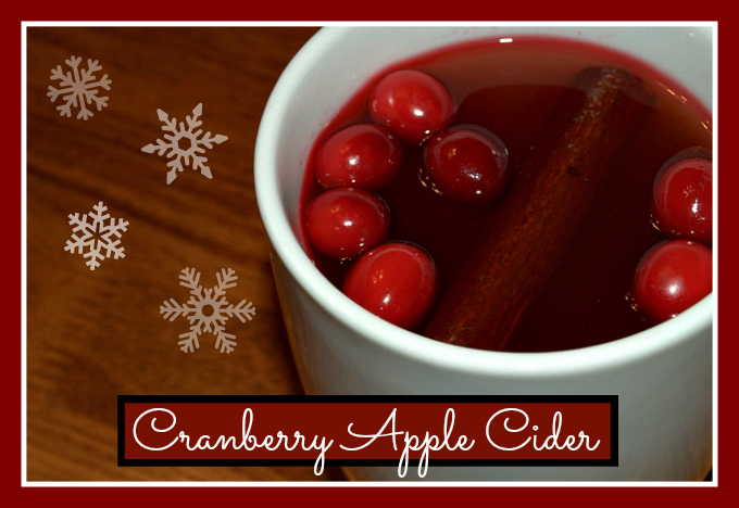 Cranberry-Apple-Cider