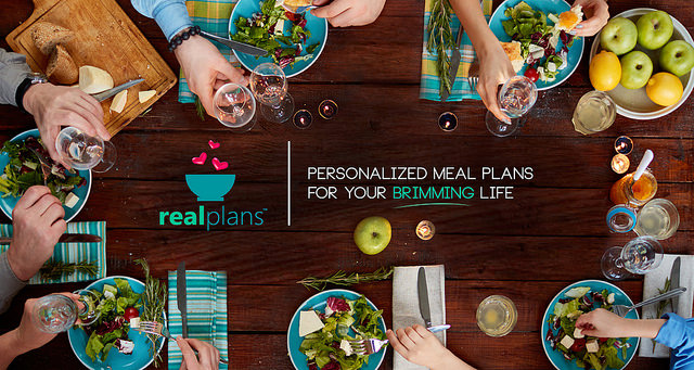 Real Plans Meal Plans for Real Foodies with Busy Lives