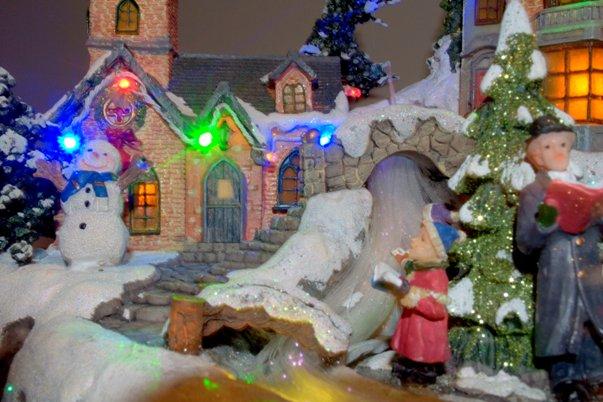 Favorite Things in November - Christmas House
