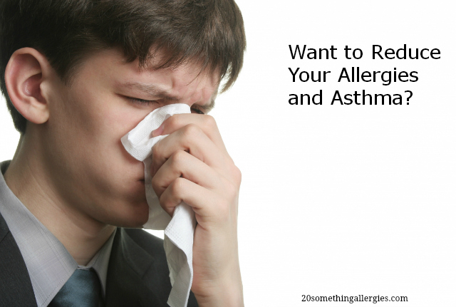 A Simple Way to Reduce Allergies and Asthma Naturally