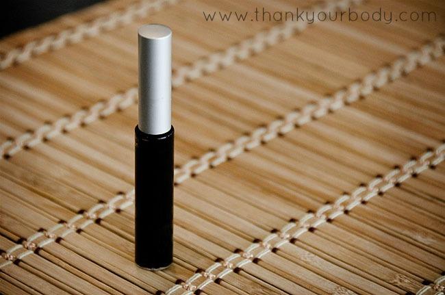 Homemade Mascara from Toxic-Free by Robin Konie