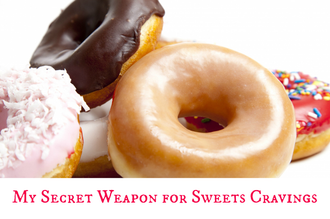 stopping sugar cravings dead in their tracks **works for me every. single. time.**