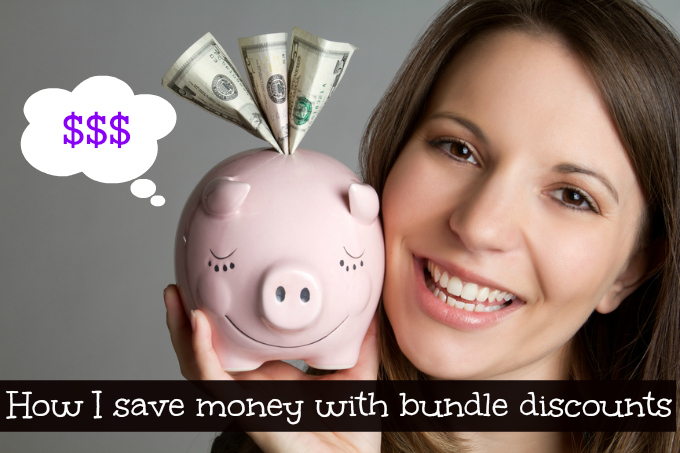 How I Save Money with Bundle Discounts