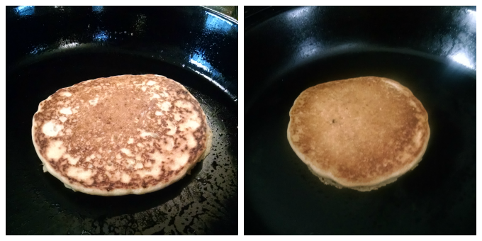 Finally! Fluffy Puffy Gluten-free Pancakes